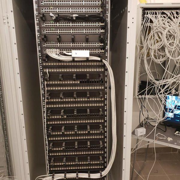 Serwis i konserwacja sieci światłowodowych - naprawa światłowodów